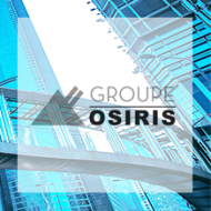 Logo Groupe Osiris immobilier