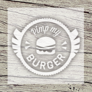 Logo Pimp my Burger