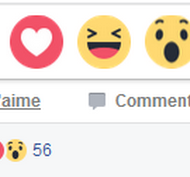 Nouvels émojis Facebook
