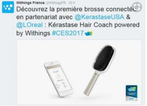 CES Las Vegas Withings