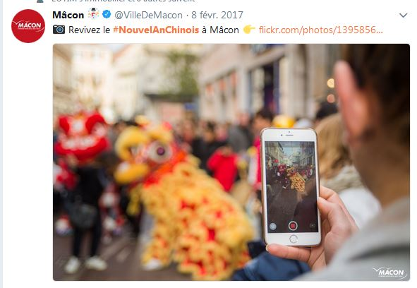 Nouvel an chinois 2017 à Macon