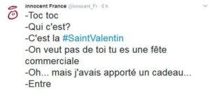 #SaintValentin