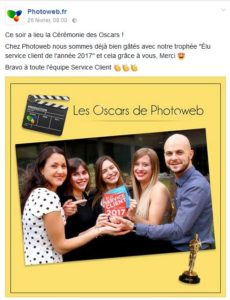 Les Oscars by Photoweb