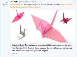 Octobre Rose - Institut Curie