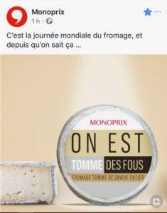 Journee du fromage