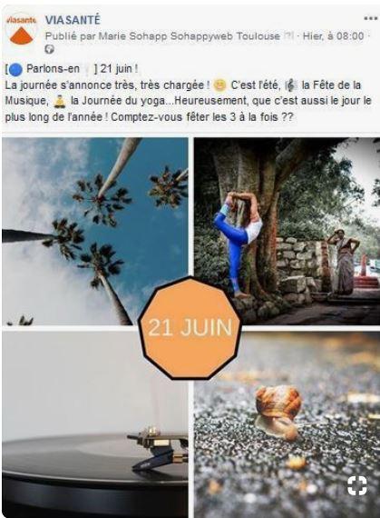 21 juin Viasante