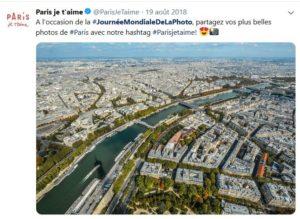 Journée mondiale de la photo - Paris