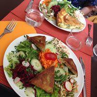 Restaurant Toulouse le patio des Salenques