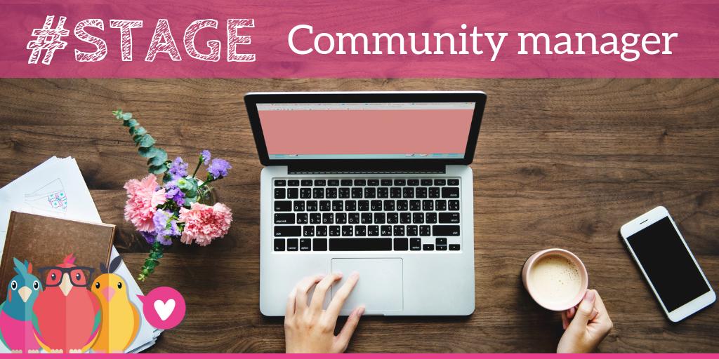 Nous recherchons un stagiaire en community management - So Happy Web