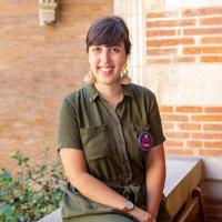 Portrait de Marie, co-fondatrice de l'agence @SoHappyWeb