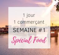 Soutien aux commerçants Toulousains #1jour1commerçant spécial Food