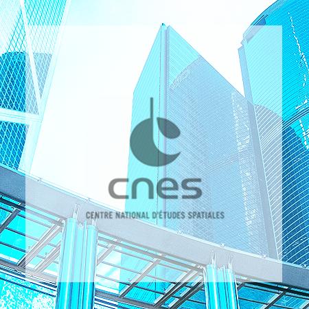 CNES Toulouse, référence client agence web So Happy Web