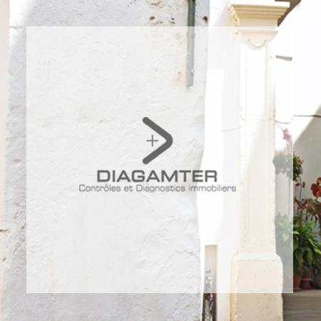 Diagamter diagnostic immoblier, référence client agence web So Happy web
