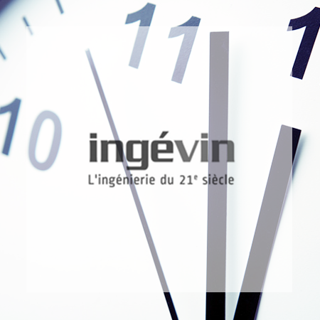 Logo Ingevin ingénierie viticole