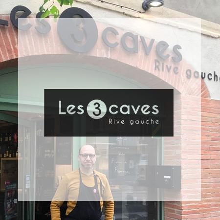 Les 3 Caves - Toulouse
