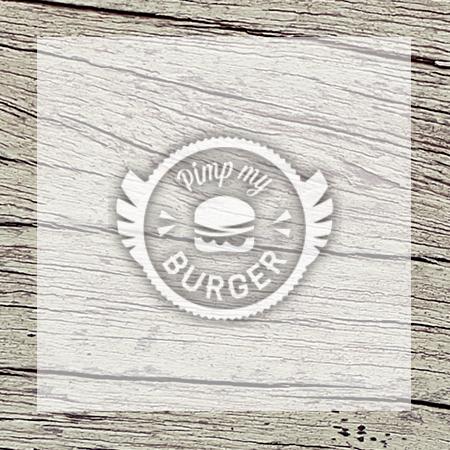 Logo Pimp my Burger