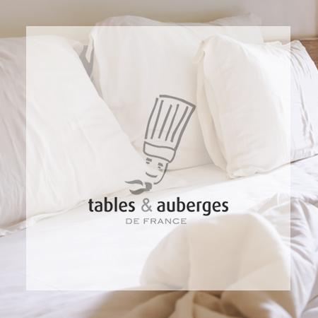 Logo du label Tables & Auberges de France