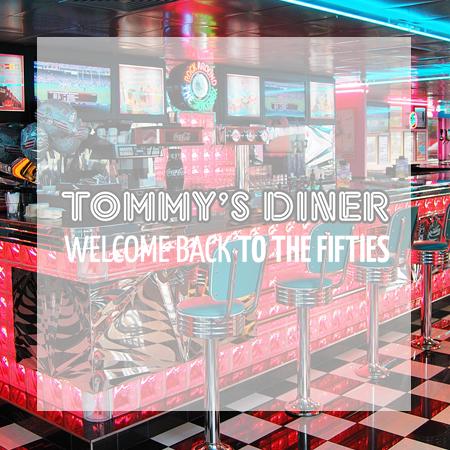 Tommy's Diner à Toulouse Labège