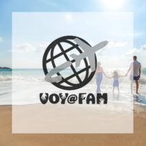 VOYAFAM, pour organiser vos voyages en famille