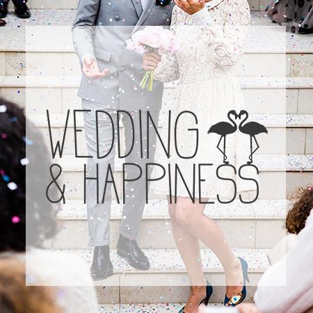 Wedding & Happiness, organisateur de mariages
