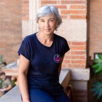 Portrait de Jacqueline, co-fondatrice de l'agence @SoHappyWeb