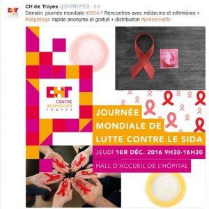 journée lutte contre le sida