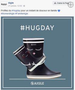 Hug Day Aigle