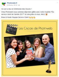 Les Oscars by Photoweb