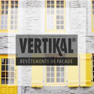Vertikal, réseau de distributeur pour la rénovation de façade, référence client agence SO HAPPY WEB