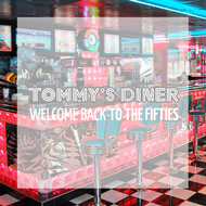 Tommy's Diner à Toulouse Labège