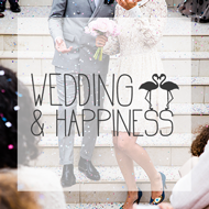 Wedding & Happiness, organisateur de mariages