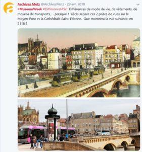 Museum week - Metz