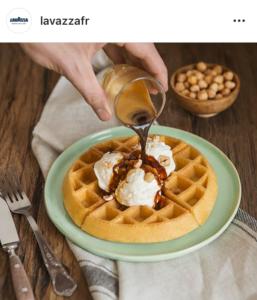 Lavazza _ photo instagram