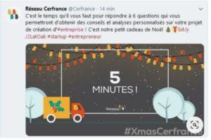CER France - conseils cadeaux