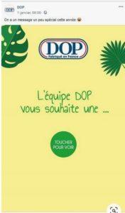 bonne année - Dop