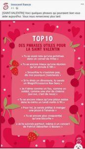 St valentin Innocent