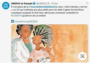 Journée mondiale du livre - Unesco