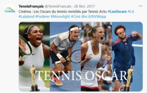 Les oscars du tennis