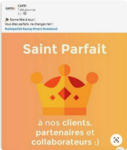 Saint Parfait - CAFPI