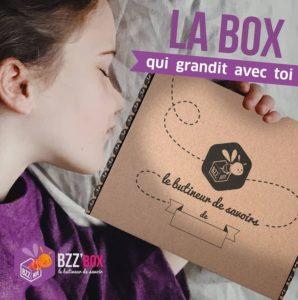 La BZZ'box, un super cadeau pour les enfants